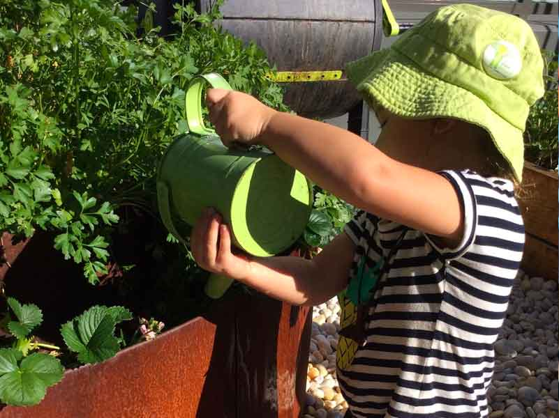 Early Learning Centres Child Watering Plant